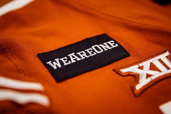 social justice_courtesy_of_Texas Athletics