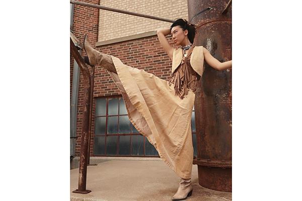 model courtesy of Charlie Liu