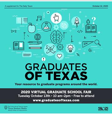 Graduates of Texas Guide - 2020