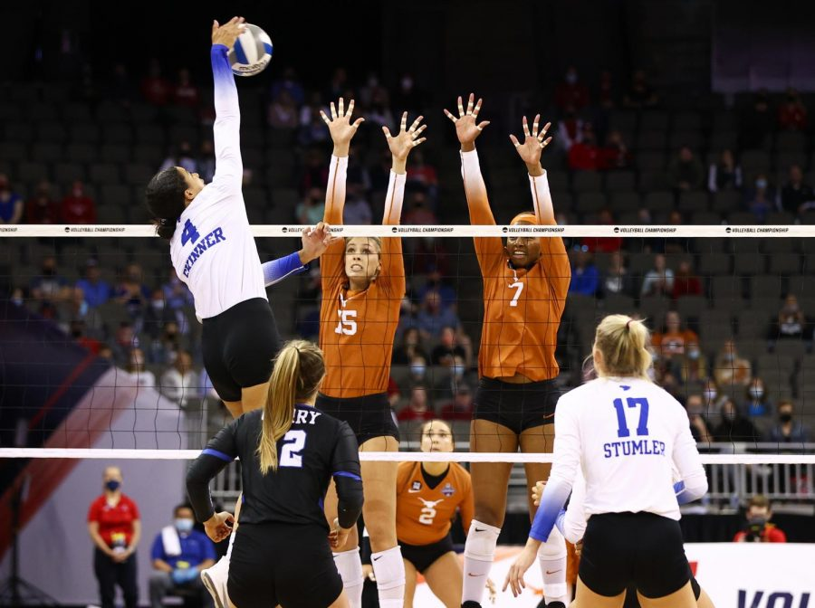 'We're winning next year': Texas volleyball more driven than ever following national championship defeat
