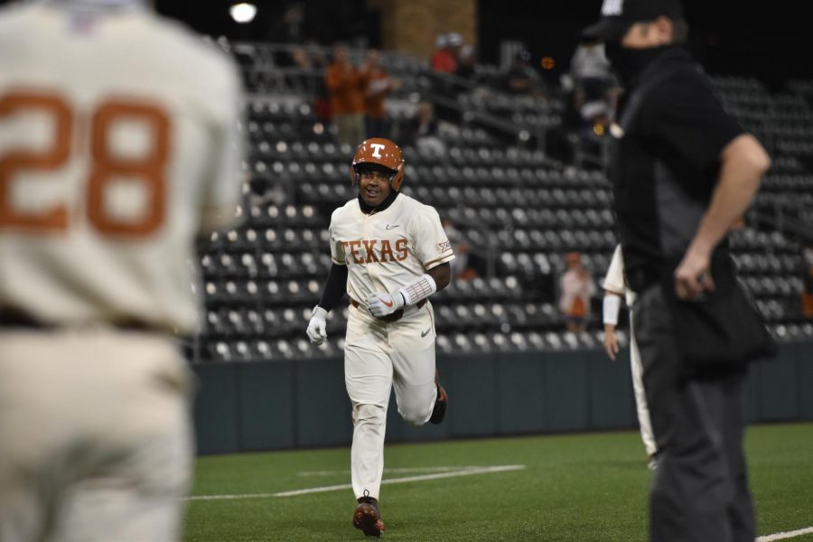 Finding a groove: Longhorn baseball has won 15 of their last 18 games after 0–3 start