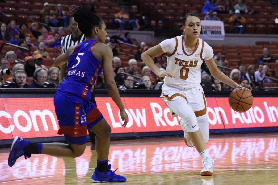 Texas guard Celeste Taylor enters the NCAA transfer portal