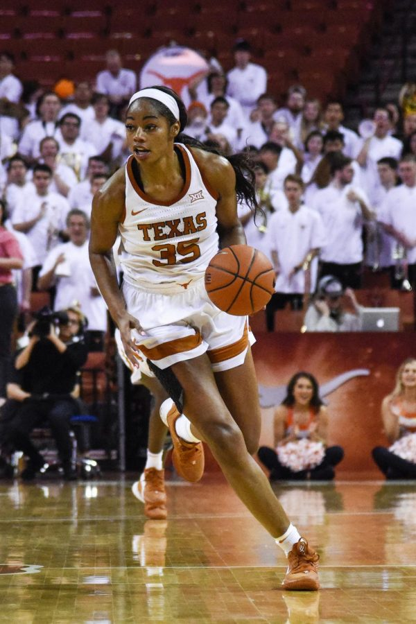 Charli Collier goes No. 1 overall in 2021 WNBA draft