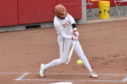 Texas breezes by Iowa State to sweep series, remains perfect in conference play