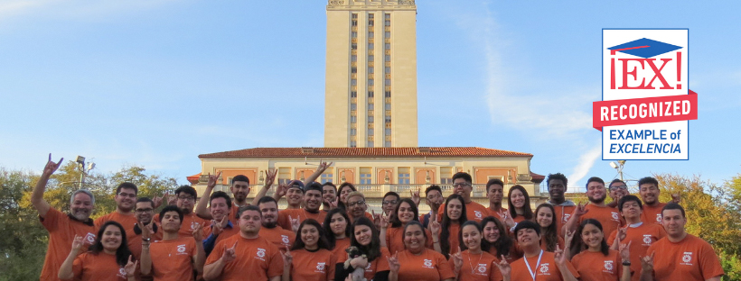 UT-Austin Latino diversity initiative Project MALES celebrates 10-year anniversary