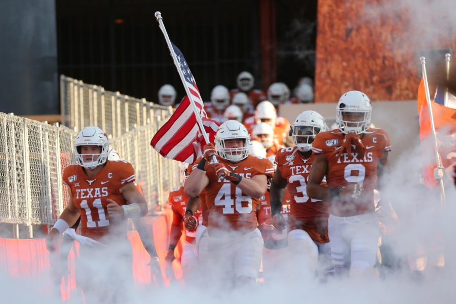 Texas linebacker Jake Ehlinger found dead off campus Thursday afternoon