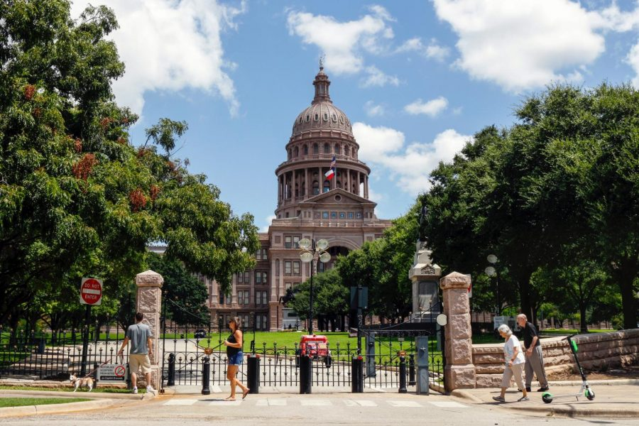 Students call for UT-Austin president to rescind support for 'Liberty Institute' bill, put funding towards students needs