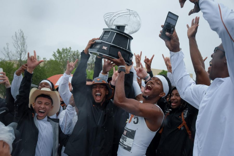 Texas+track+and+field+on+top+after+Big+12+Championships%2C+beats+odds