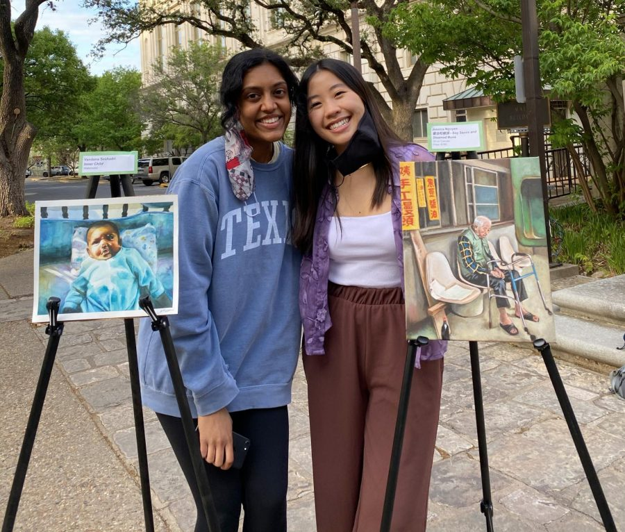 UT-Austin+student+art+organization+seeks+to+raise+awareness+for+social+justice+issues