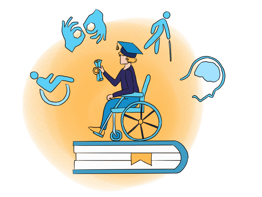 Online learning increases accessibility for disabled students