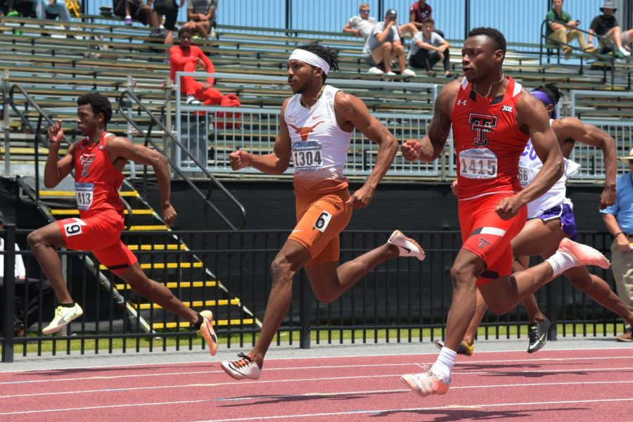 Texas track and field equally yoked, headed to NCAA Outdoor Championships