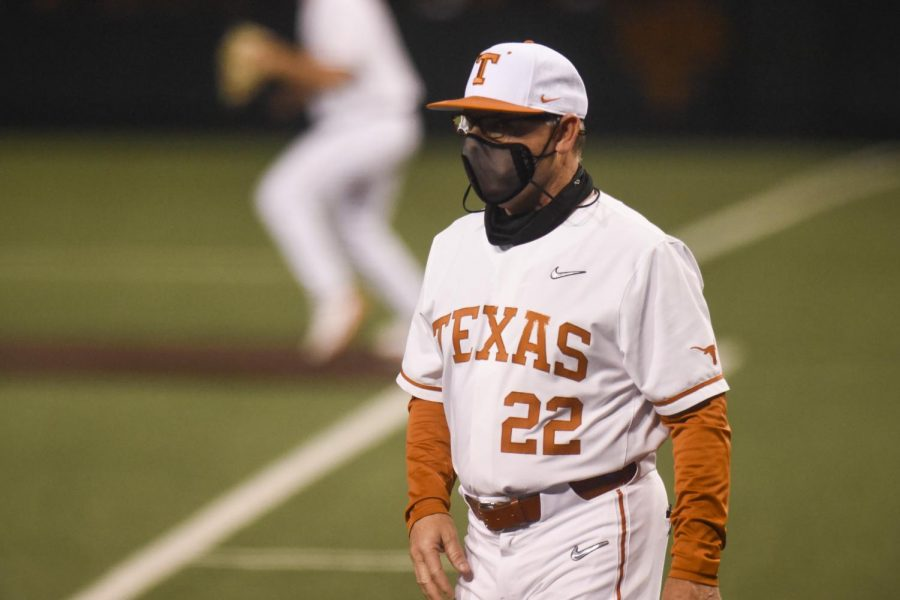 David Pierce and Texas look forward to competing in College World Series