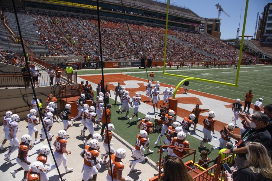 After year of reckoning, negotiation, student-athletes discuss UT's response
