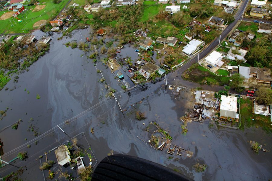 UT studies show Hurricane Maria's continued impact on Puerto Rico