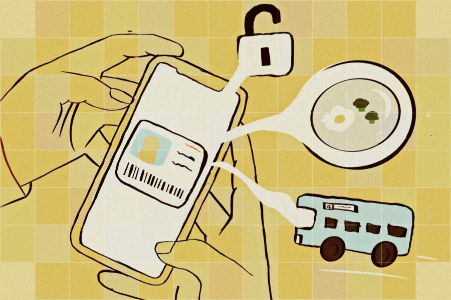 UT, bring student IDs to digital wallets