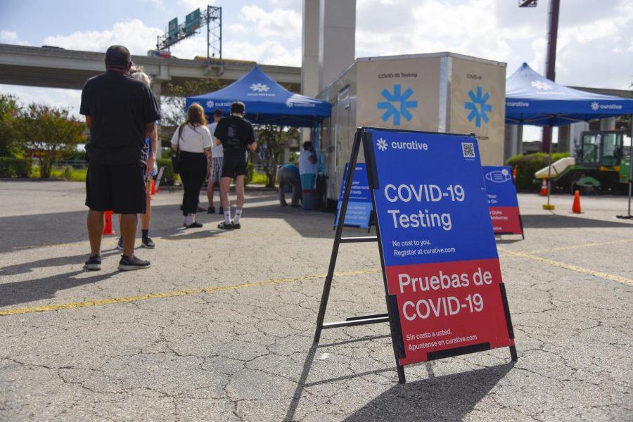 Free COVID-19 testing sites in Austin
