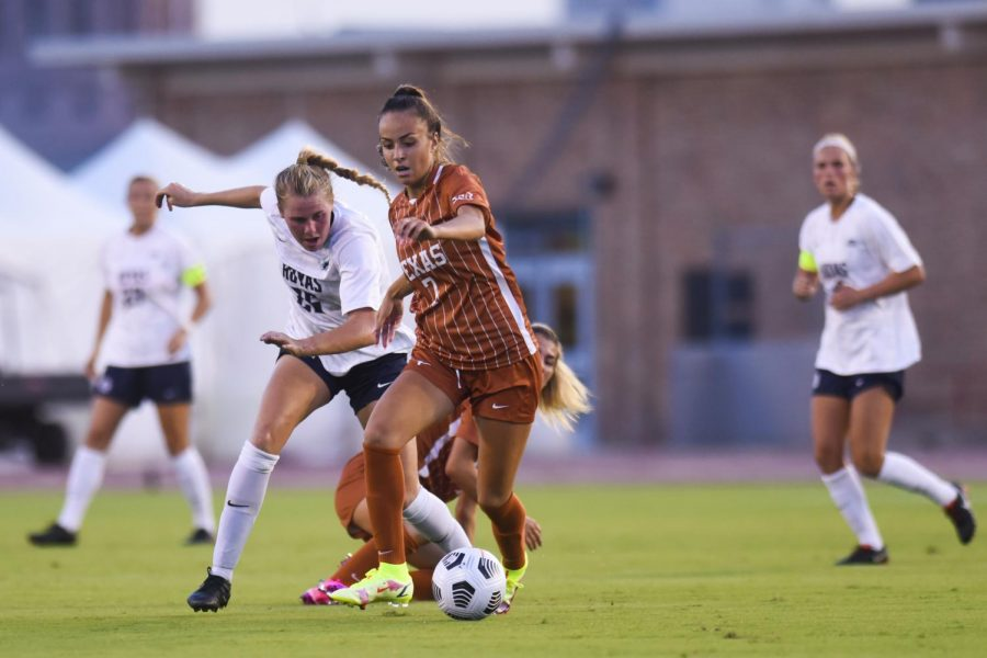 Texas+soccer+in+search+of+first+win+after+2-0+home+opener+loss+to+Georgetown