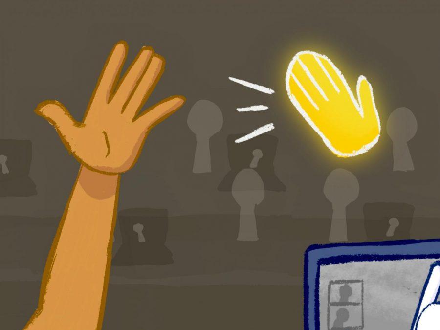 Keep virtual classes synchronous