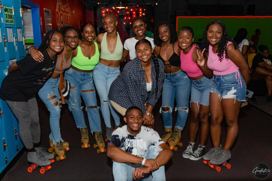 Black+students%2C+alumni+celebrate+their+annual+Black+Homecoming+event