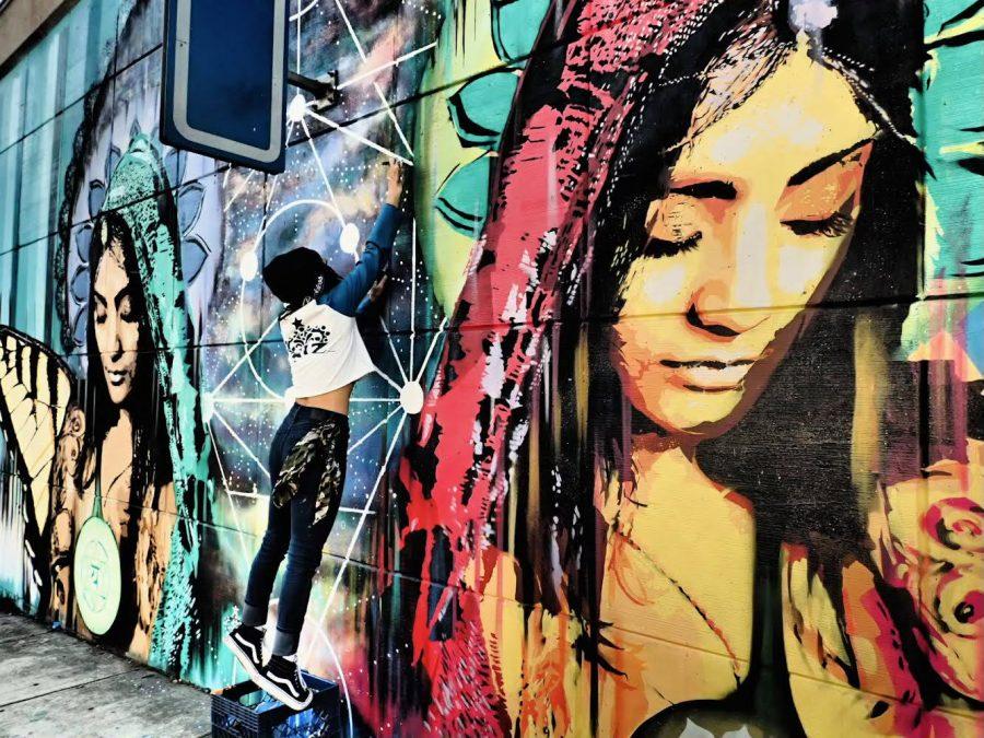 Muralists+talk+stories+behind+art%2C+pressure+to+always+work