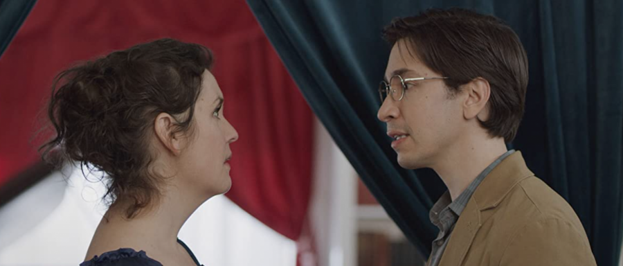 Christian and Justin Long talk new film 'Lady of the Manor,' filmmaking advice, creating an effective comedy