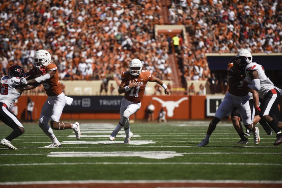Revisiting Texas Football: Breaking down 5 plays from Texas vs Texas Tech