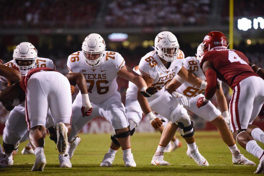 Texas+linemen+unprepared+for+trench+battle+in+hostile+SEC+territory