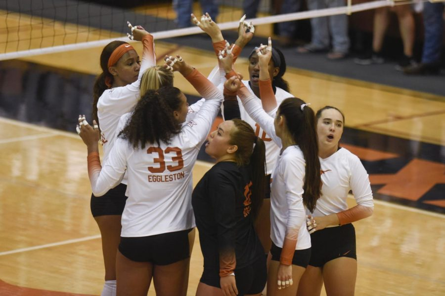 After exhausting start to the season, Texas pushes for one more week