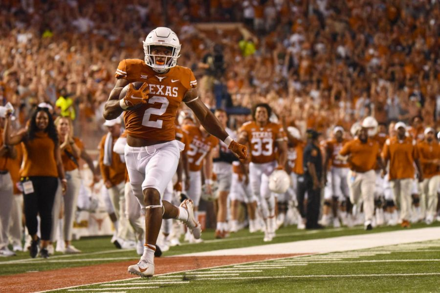 Recapping Texas Football: Breaking down 5 plays from Texas vs. Rice