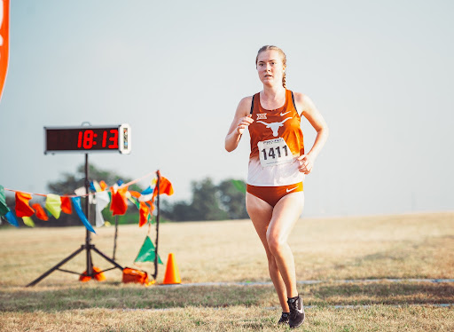 Texas women's cross country takes second place in Tallahassee