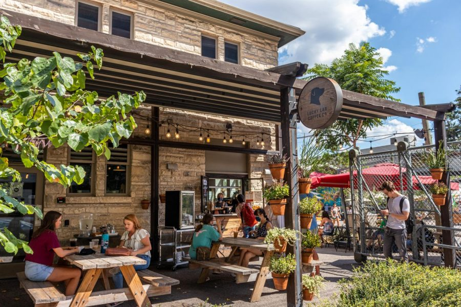 UT students find inspiration and community in local coffee shops