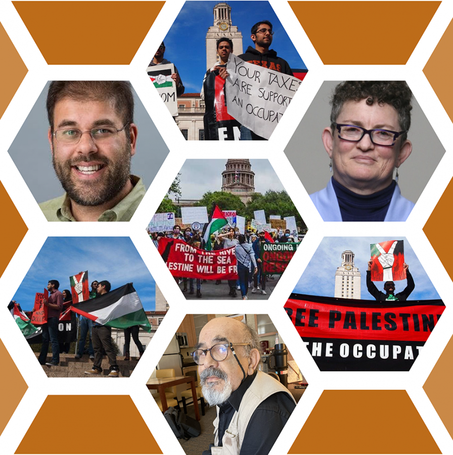 Pro-Palestine+UT+students+say+roundtable+discussing+Israel%2C+Palestine+conflict+spread+misinformation