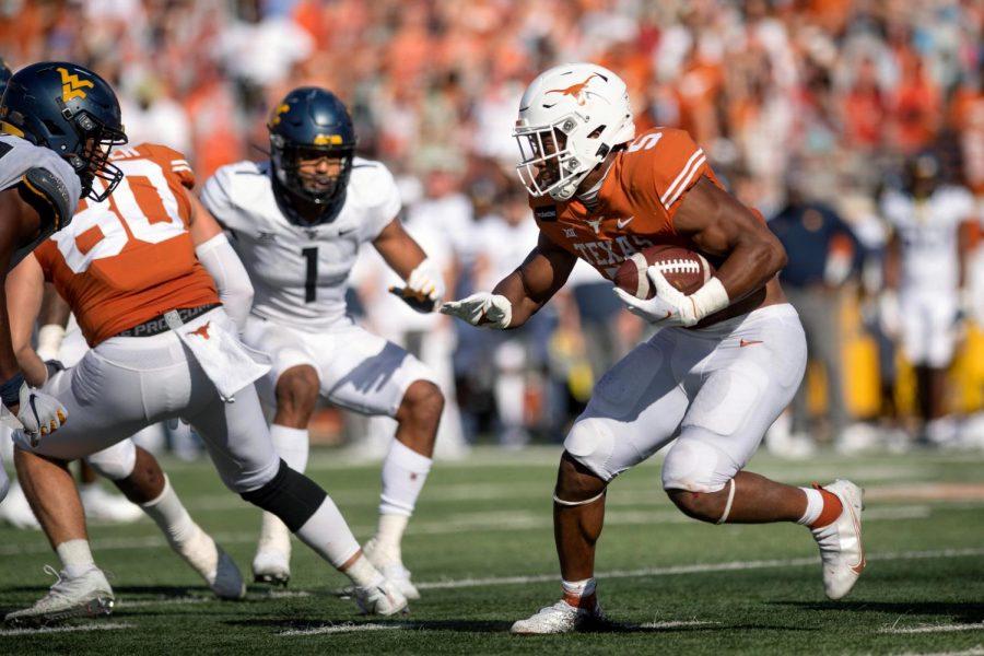 Texas+football+returns+four+key+players+on+each+side+of+ball