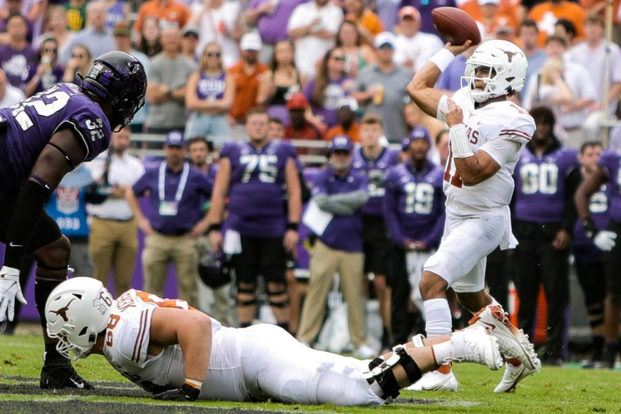 Revisiting Texas Football: Breaking down 5 plays from Texas vs TCU