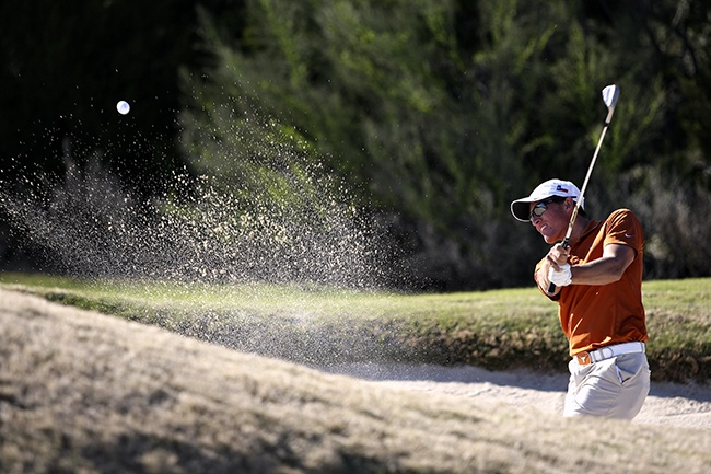 Texas+men%E2%80%99s+golf+ties+for+7th+at+the+Colonial+Collegiate+Invitational