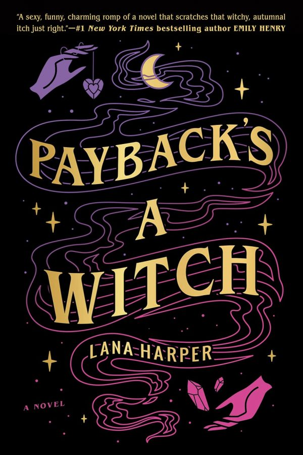 Packed full of magic, LGBTQ+ romance, 'Payback's a Witch' perfect for fall