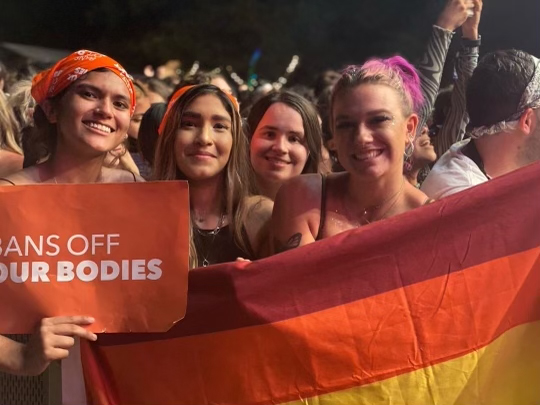 ACL performers empower attendees, speak on abortion ban