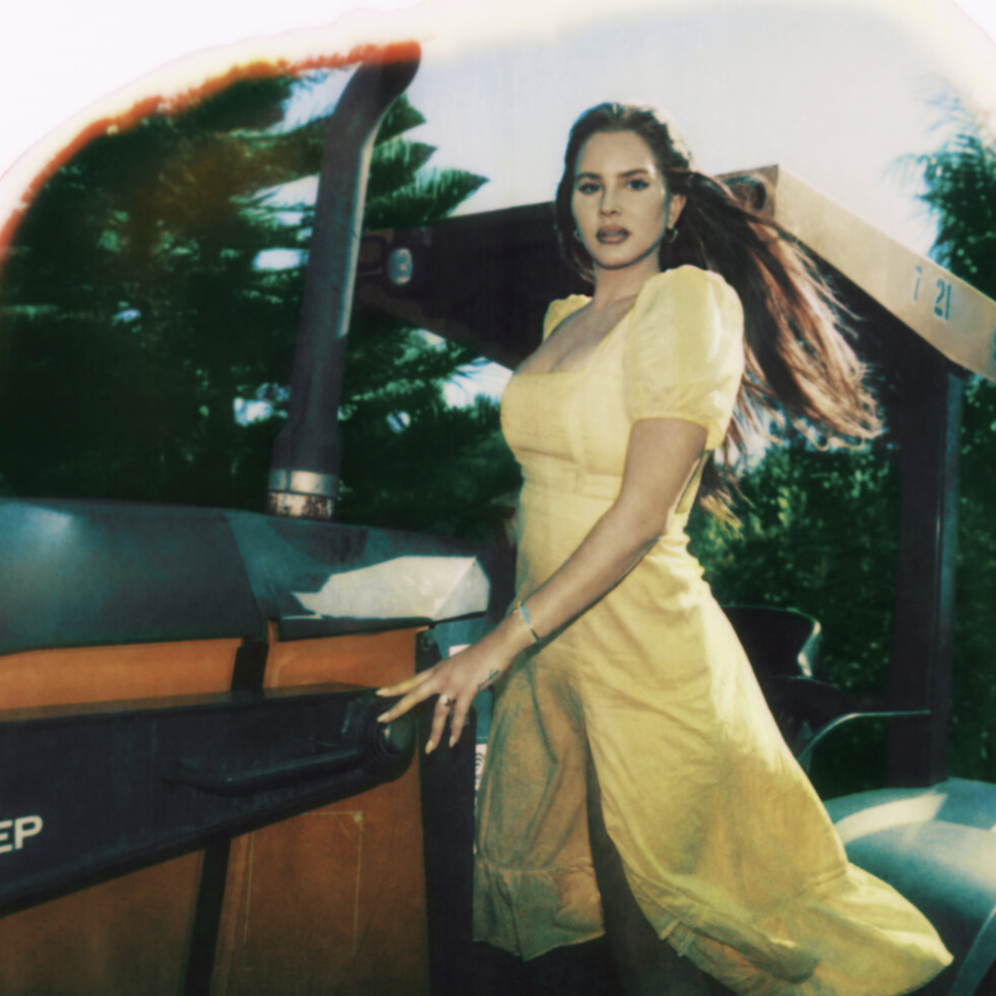 Lana Del Rey embraces piano ballads, songwriting on 'Blue Banisters'