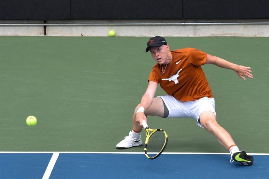 Men's tennis comes up short at ITA Texas Regionals