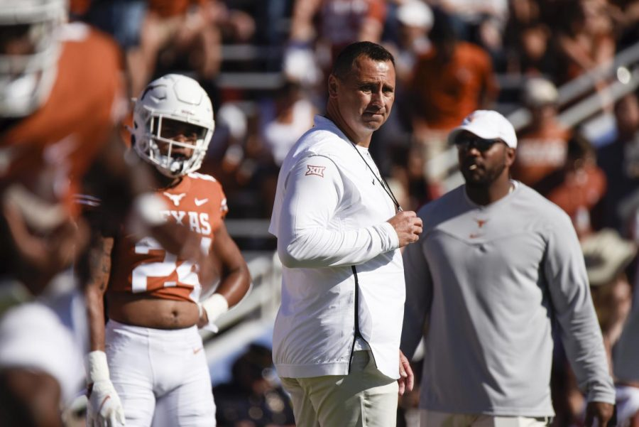Staying the course: How Sarkisian, Longhorns hope to respond to Arkansas loss