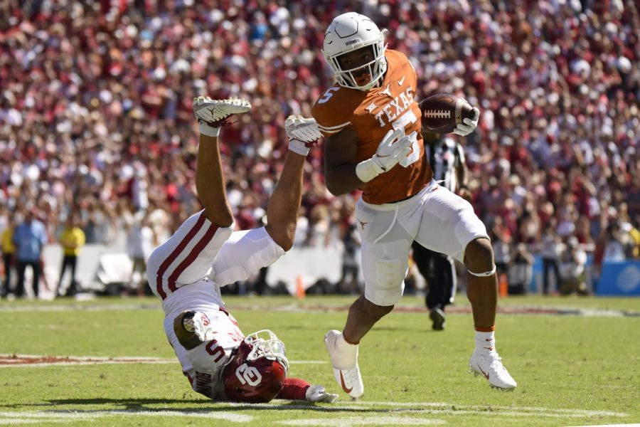 Revisiting Texas Football: Breaking down five plays from Texas vs OU