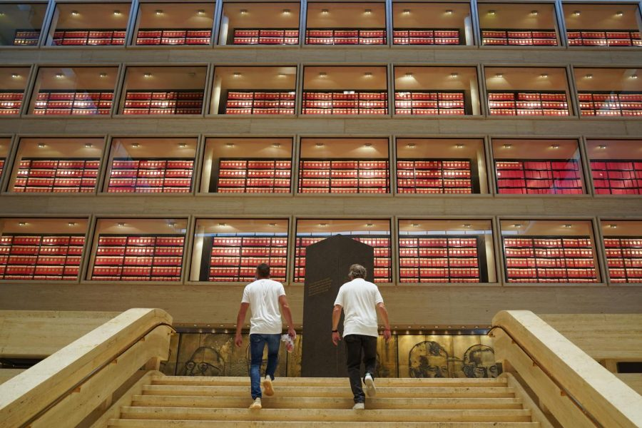 LBJ Presidential Library reopens again after shutting down due to COVID-19 resurgence over summer