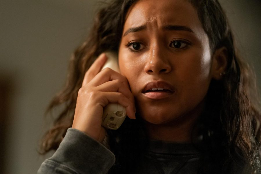 'There's Someone Inside Your House' star Sydney Park talks working on new Netflix slasher movie