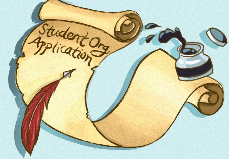 Student organizations should have fewer barriers to participation