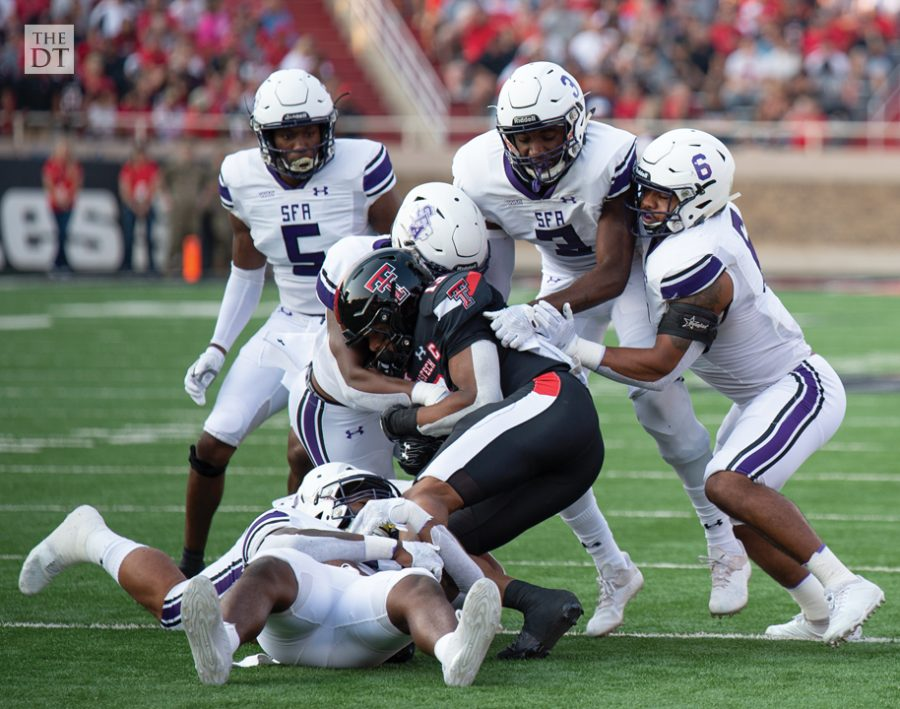 Notes from the opponent: Texas Tech