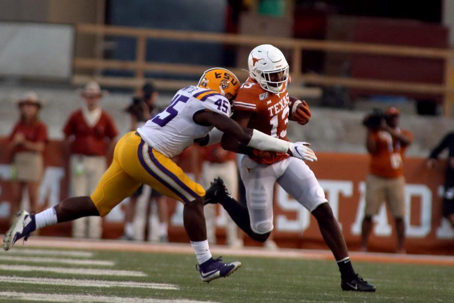 Sarkisian faces the SEC, a glimpse to Texas' SEC gamedays come 2025
