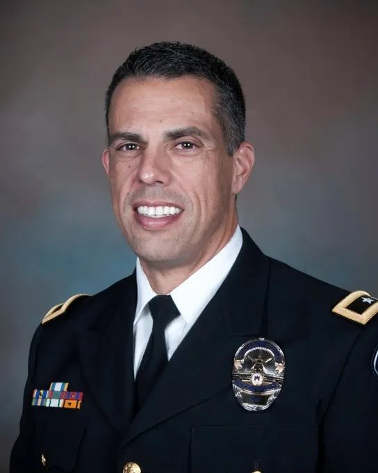 Austin city council names Joe Chacon next police chief