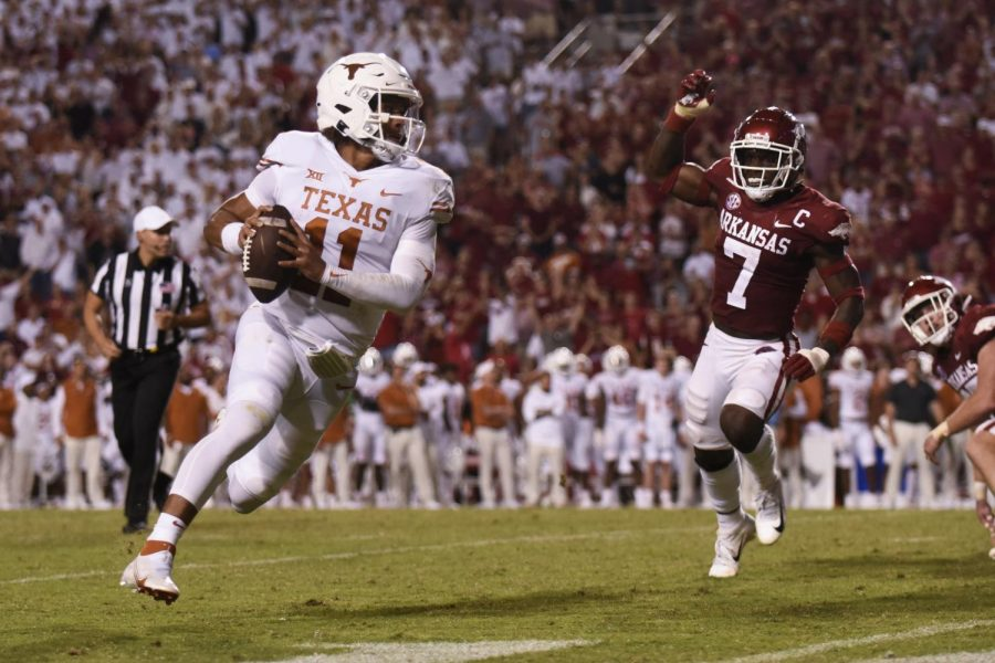 Keys to the game: Texas versus Rice